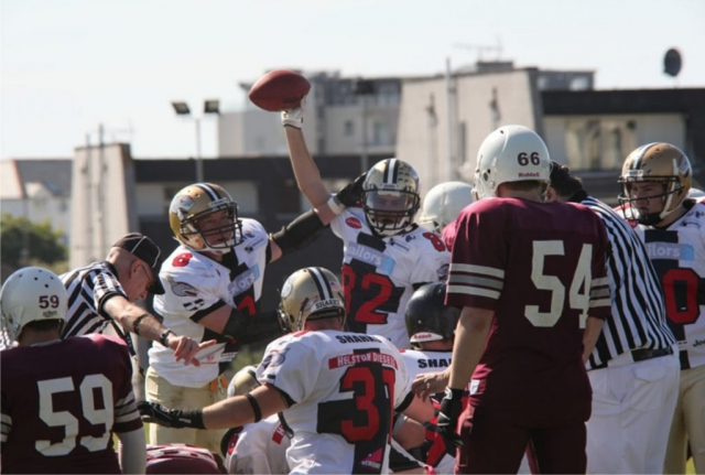 Photo of Cornish Sharks v London Olympians
