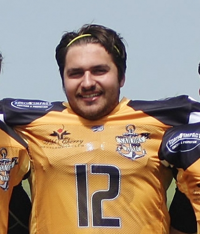 Photo of Player Jake Caines
