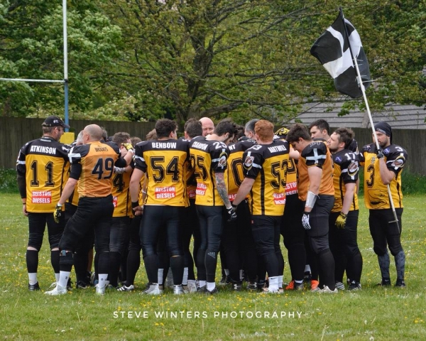 Photo of Cornish Sharks at home game v Somerset Wyverns